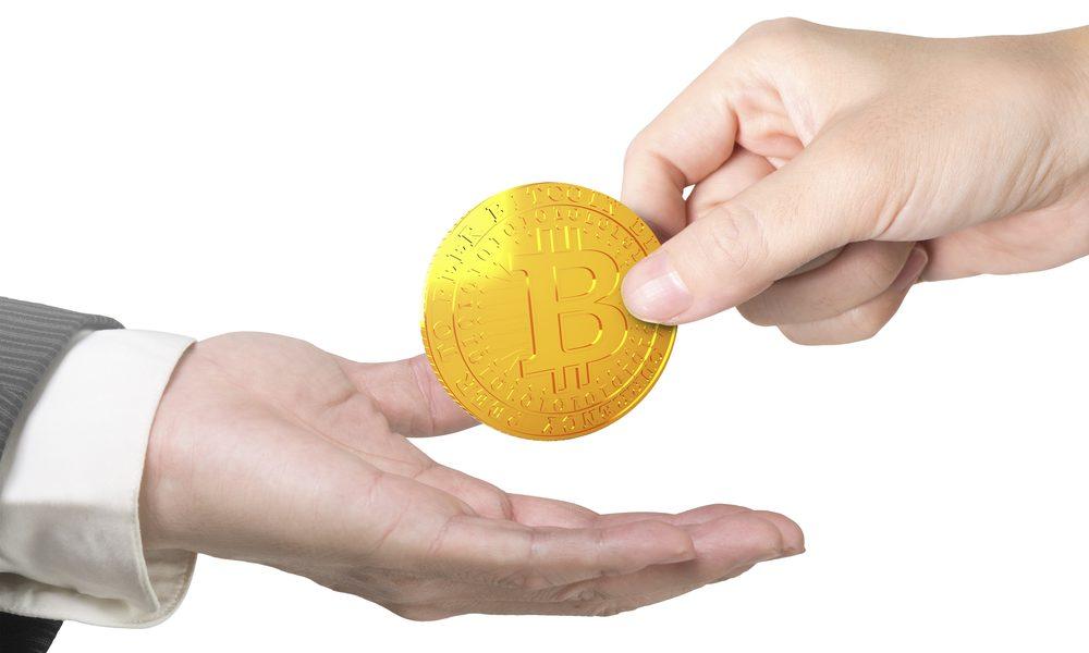 Bitcoin as payment